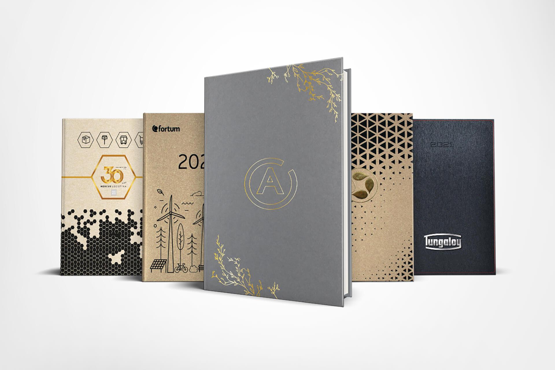 kalendarze książkowe 2021