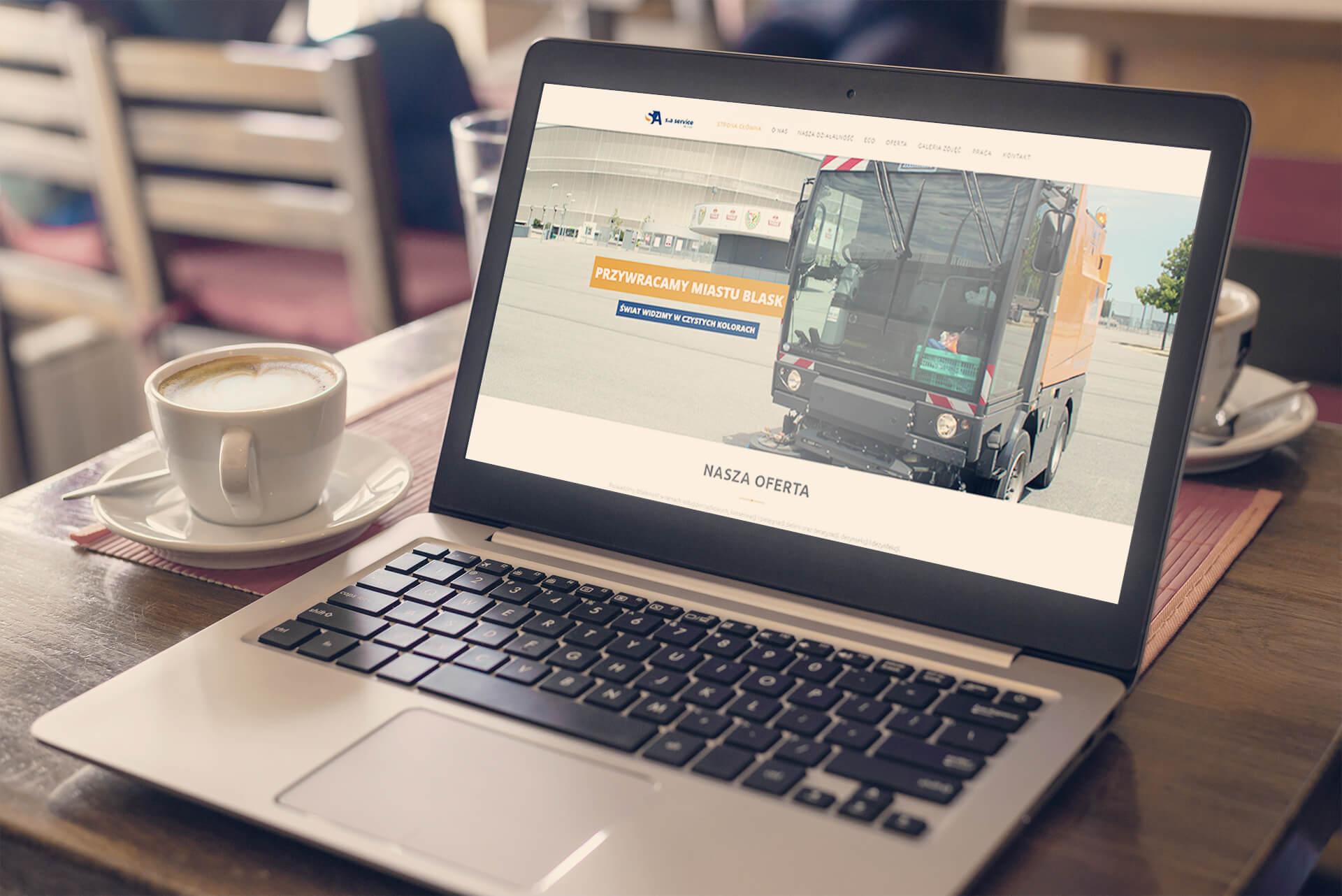 strony internetowe www e-commerce